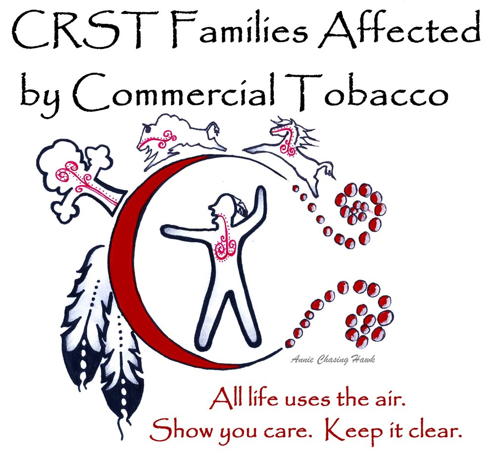 About... - CRST Families Affected by Commercial Tobacco is an online support group for those whose lives have been affected by commercial tobacco use and secondhand smoke exposure. Canli Coalition members started the online support group because they watched too many relatives become sick or die from commercial tobacco harms.The Families Affected by Commercial Tobacco group is for anyone who has lost a loved one as a direct result of commercial tobacco, and for those who have watched loved ones suffer from disease as a direct result of commercial tobacco.
