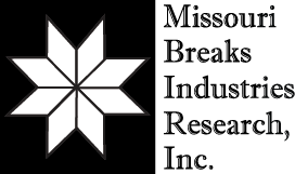 MISSOURI BREAKS INDUSTRIES RESEARCH, INC.