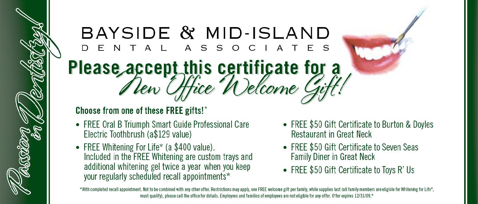 Move Certificate