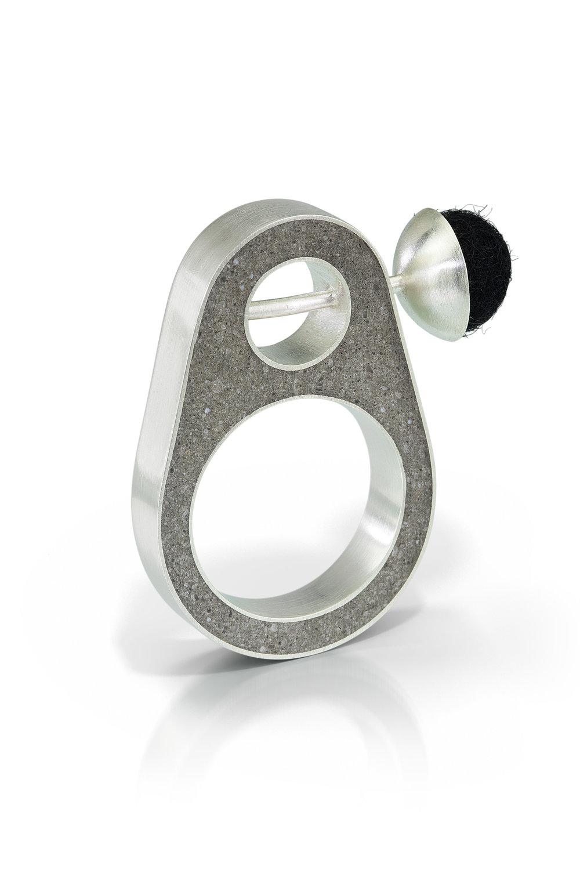 Egg & Ball Ring
