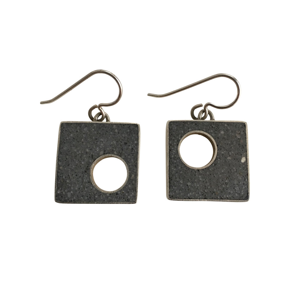 Panton Earrings