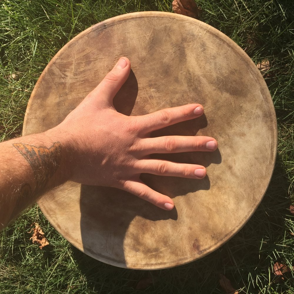 make your own hand drum