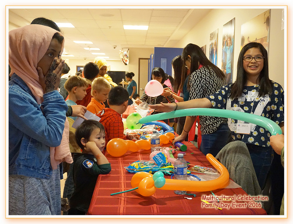 balloon station at Multicultural Event.JPG