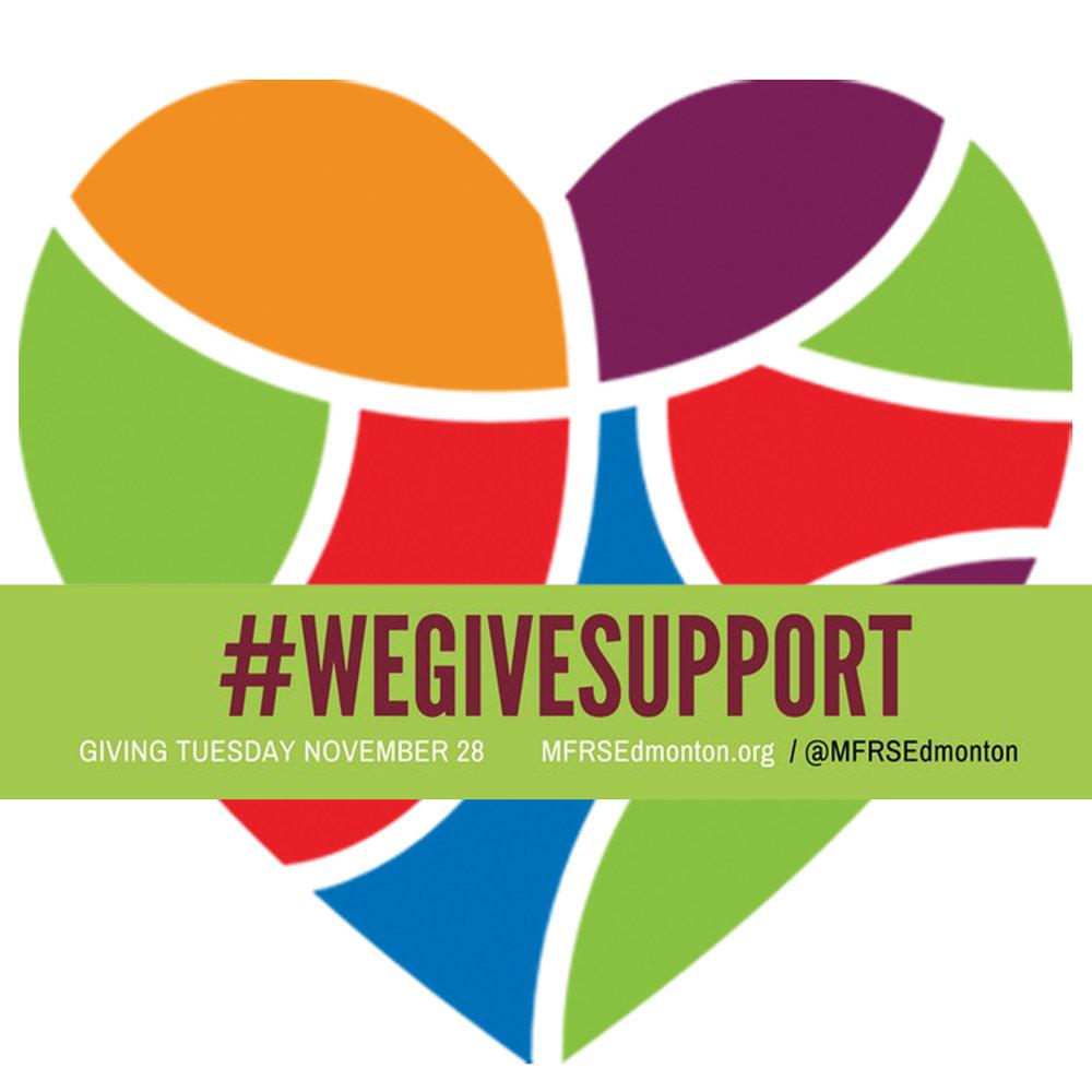 WeGiveSupport