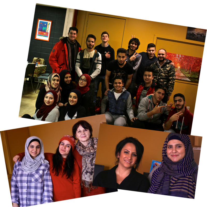 Syrian Youth Group & Support Team