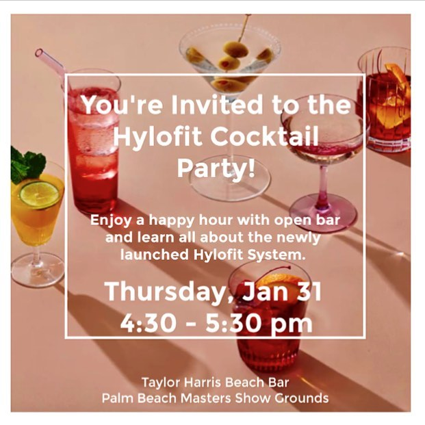 You're invited to the @hylofit Cocktail Party!  #event #horses #horse #horsepower #horselover #horseriding #wef #horsetraining #drinks #party #wellingtonflorida #knowyourride #rider #equine #equestrian #horseworld #horseshowlife #horseshow #horsestagram #horsesofinstagram #equinephoto #horseback #dressage #eventing #horsejumping #twohearts #horses #wellbeing #heartrate #horseaddict