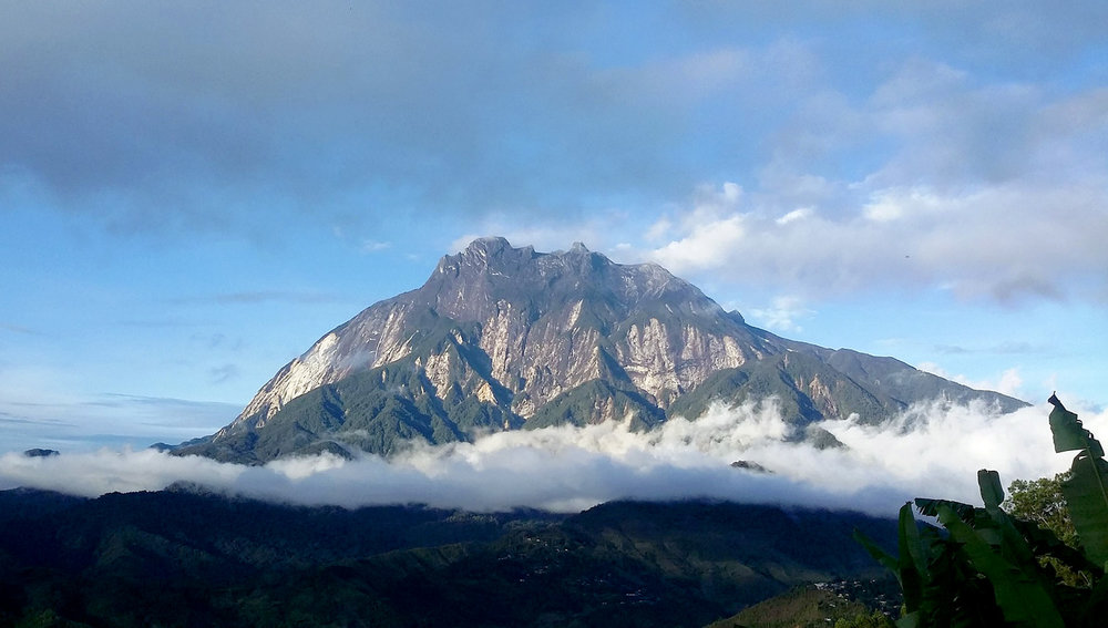Mt. Kinabalu in Sabah is Malaysia's highest mountain. Image:    Kenneth Rodrigues