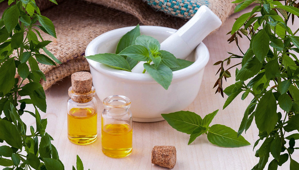 Herbs help to heal in Ayurvedic medicine. Image:     Mohamed Hassan