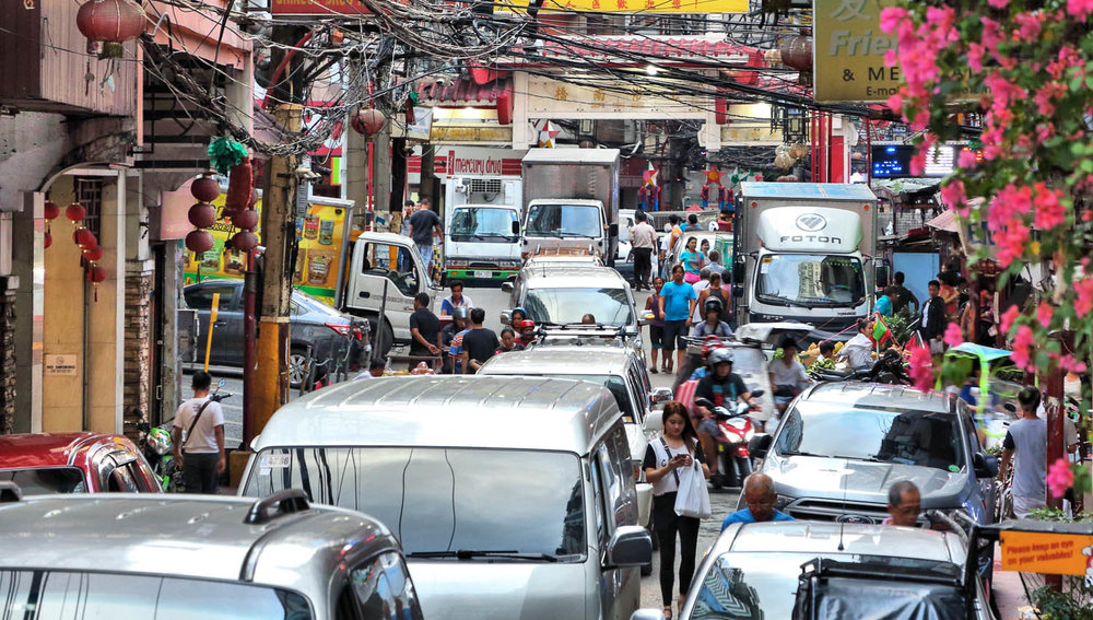 Driving in Manila is not for the faint-hearted. Image:     Tupungato    | Dreamstime