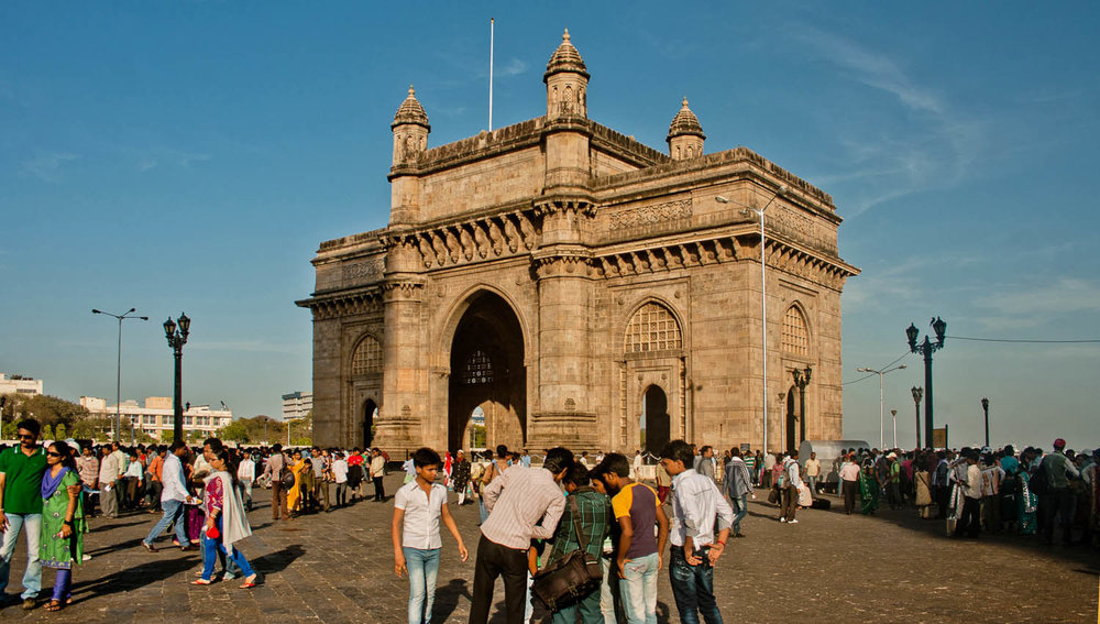 The nearby Gateway of India. Image:     PDPics