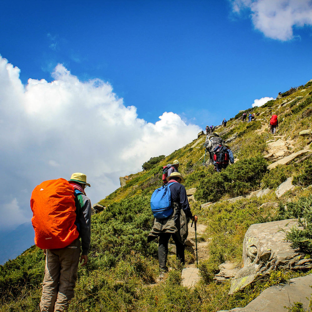 Top 5 Trekking Destinations in India for Older Travellers