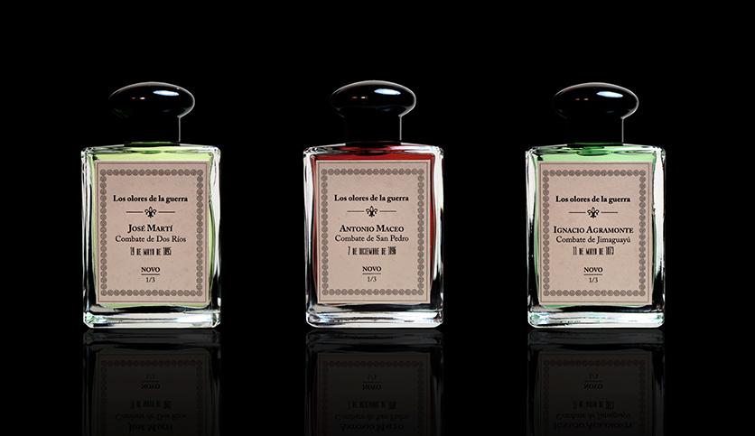Reynier Leyva Novo, Los olores de la guerra  (The scents of war), 2009 Courtesy Bildmuseet, Umea