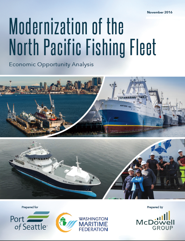 Modernization of the North Pacific Fishing Fleet