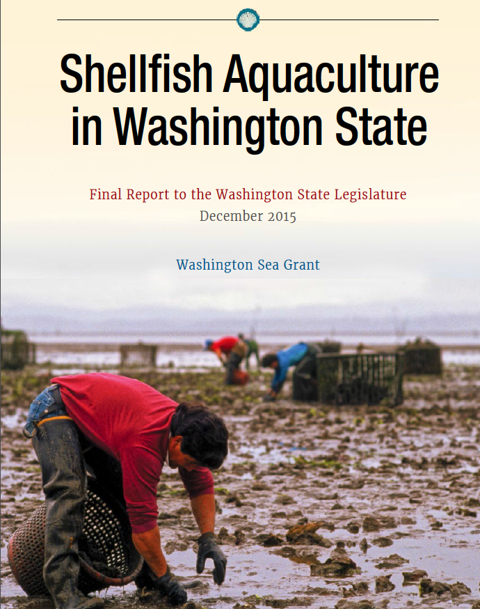 Shellfish Aquaculture in Washington State