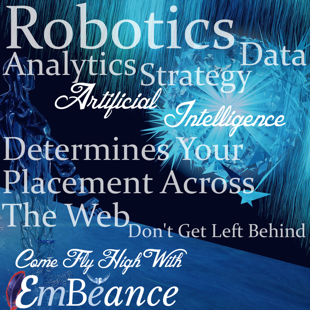 Increase Your Target Audience Reach With Local SEO  - Robotics, Artificial Intelligence Analytics & Strategy Determines Your Placement Across The Internet.
