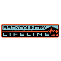 Backcountry Lifeline Logo Crested Butte