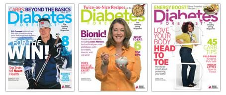 Free Diabetes Forecast Subscription
