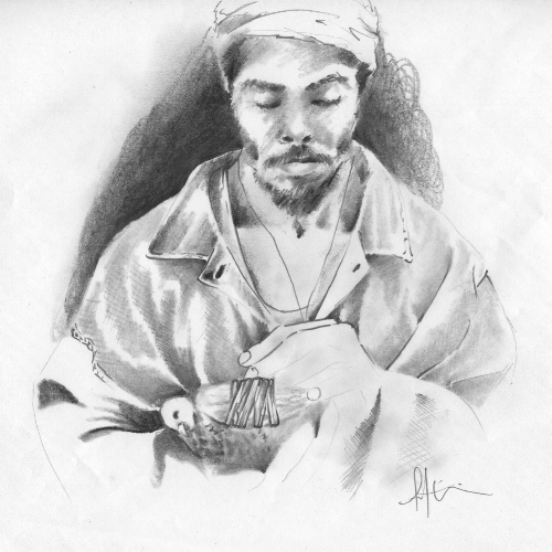 Illustration of Rauch by Antwan Williams