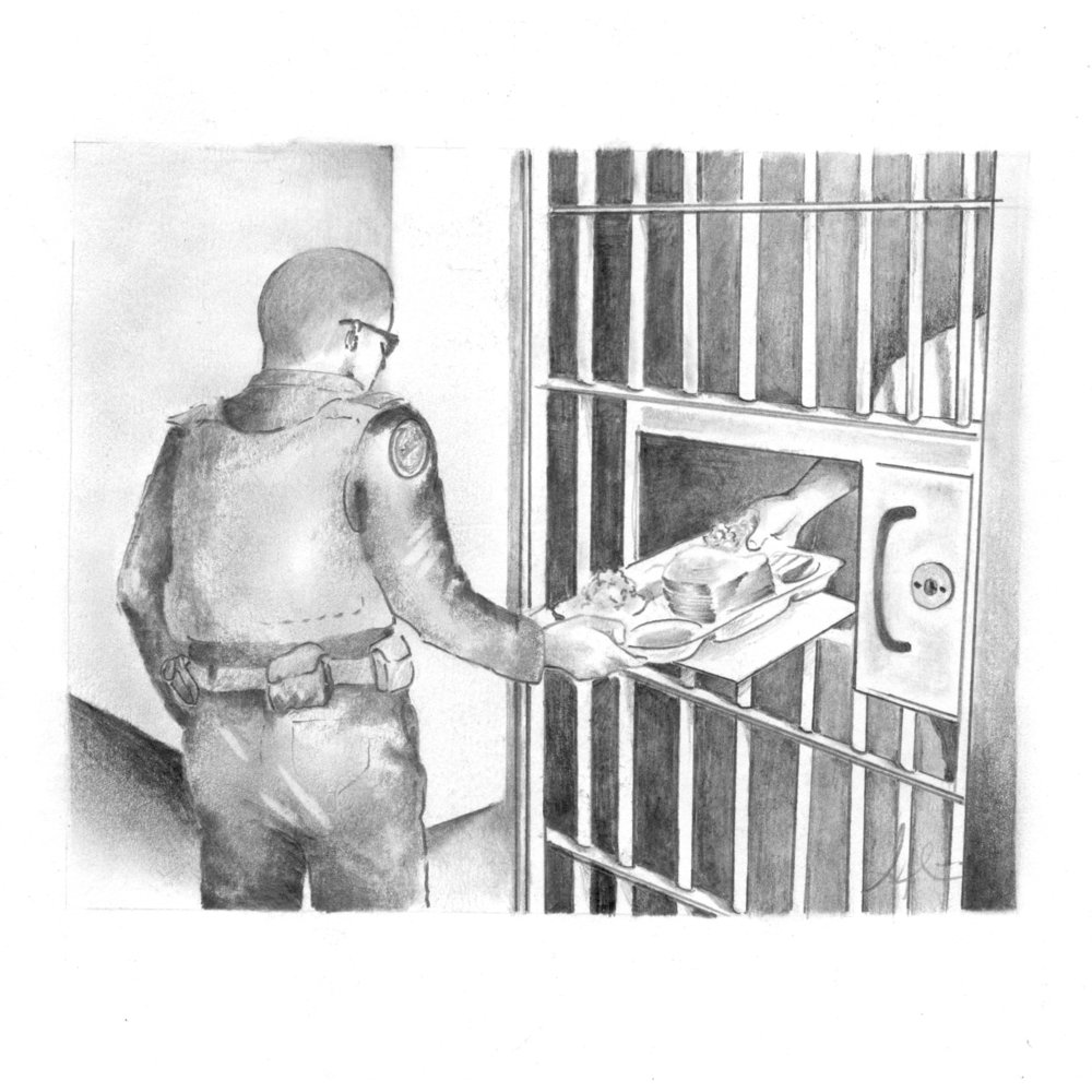 Birdbaths and a Lockbox