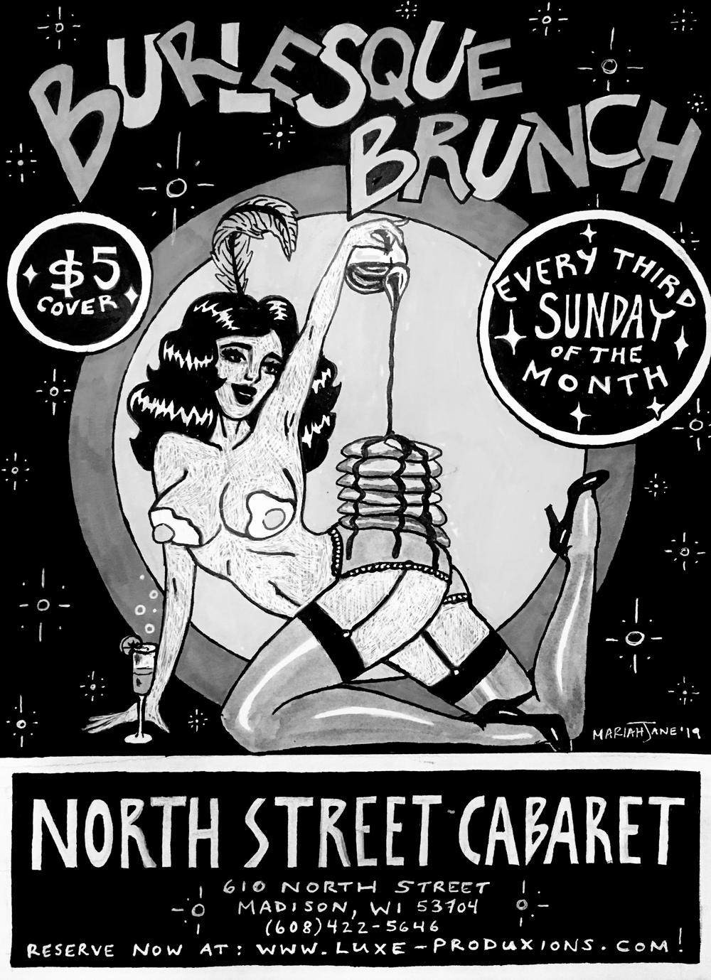 events — the north street cabaret