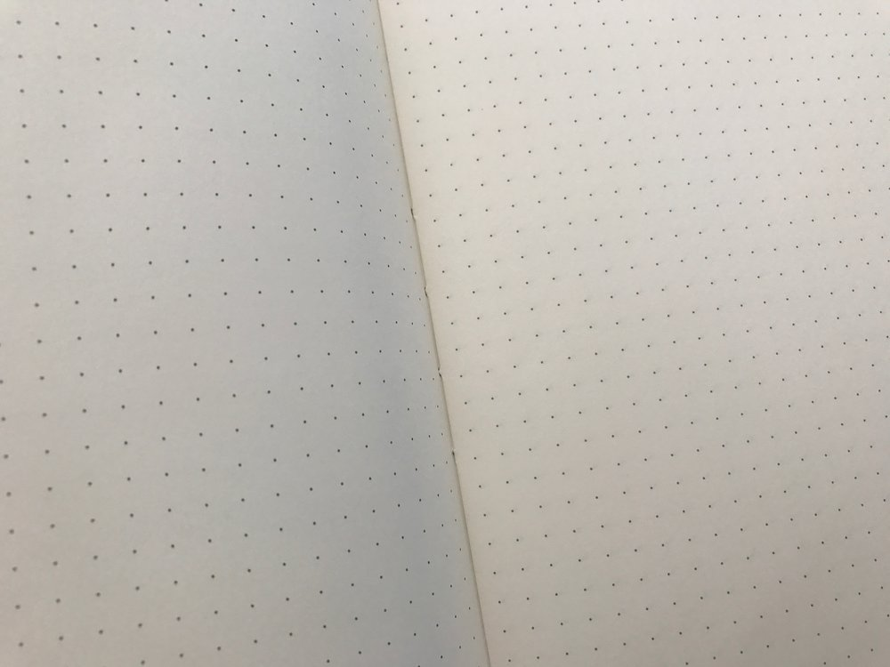 Notebook Review 7 Rhodia Webnotebook Mountain Of Ink