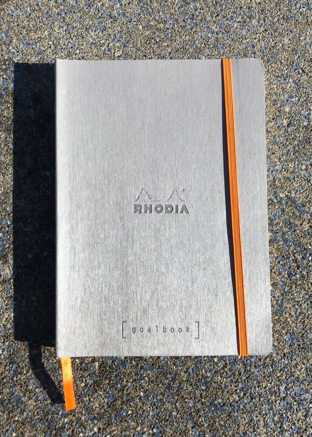 Notebook Review 8 A5 Rhodia Goalbook Mountain Of Ink