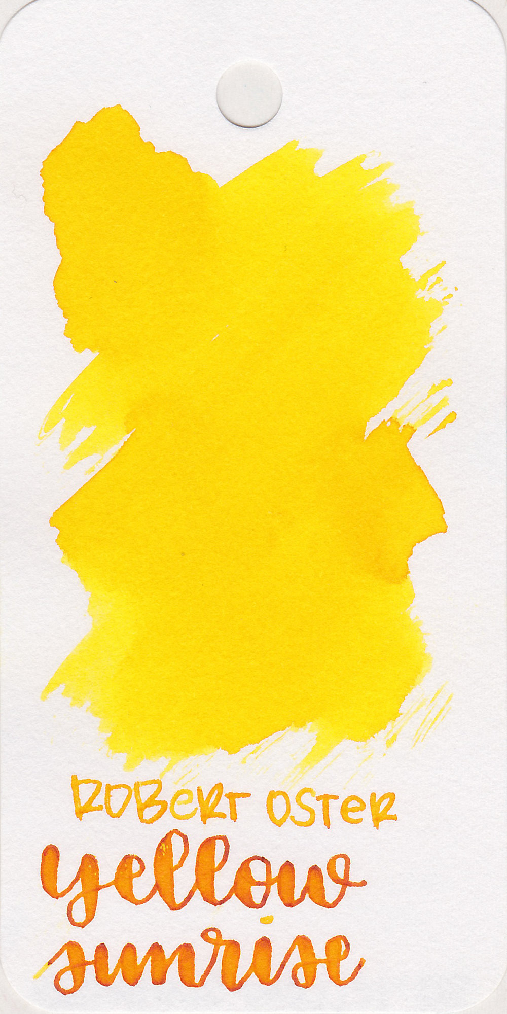 The color: - Yellow Sunrise ranges from bright yellow to a yellow-orange.