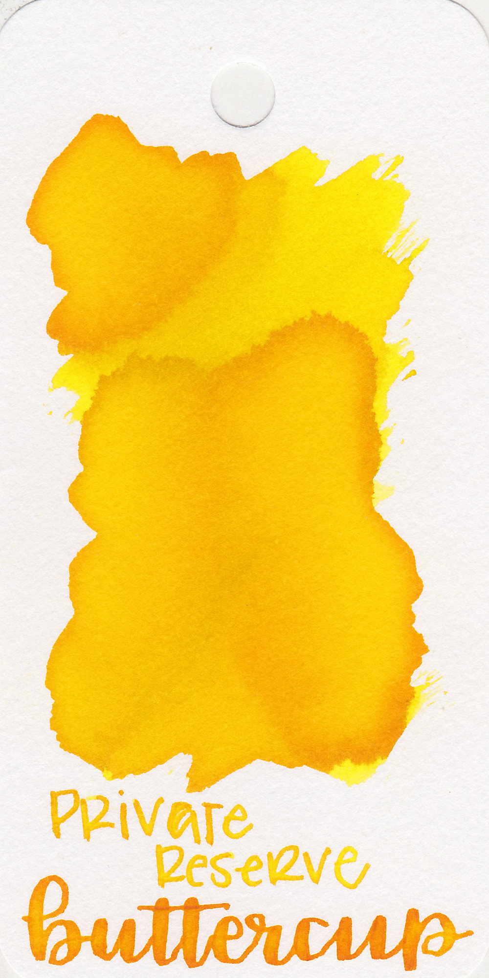 The color: - Buttercup is a bright spring yellow.