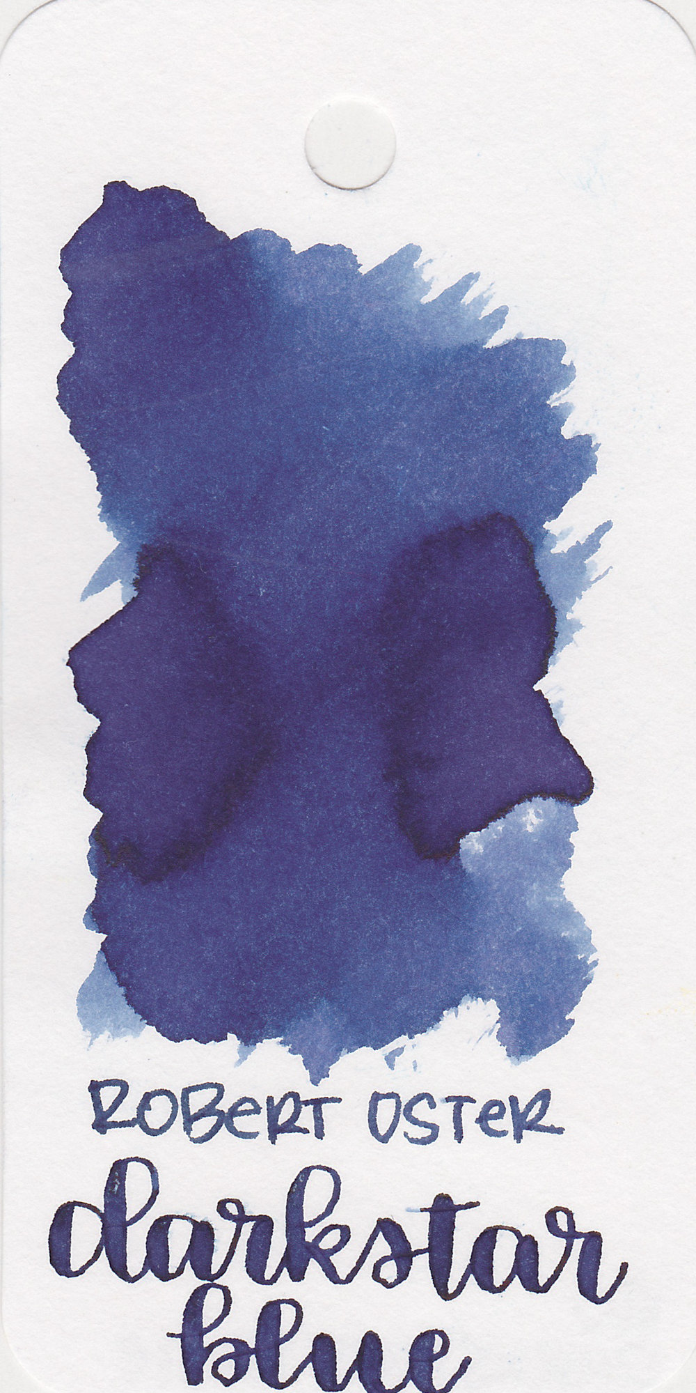 The color: - Darkstar Blue is a beautiful dark blue with a purple undertone.
