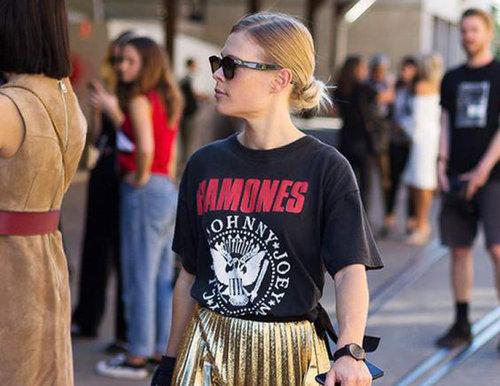 1092ac4e57034 A febre das t-shirts vintages