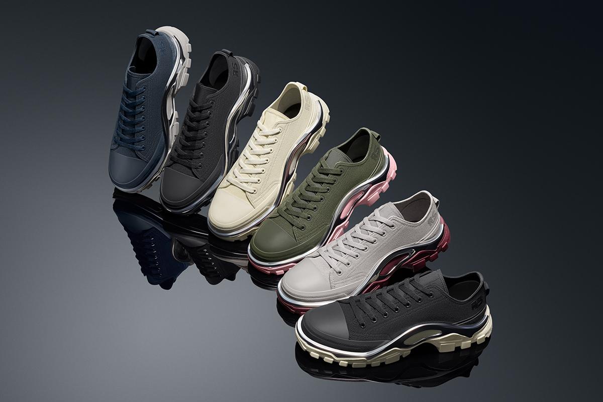 buy online a7b25 b4eda Os novos tênis da Adidas com Raf Simons — H Y P N O T I Q U