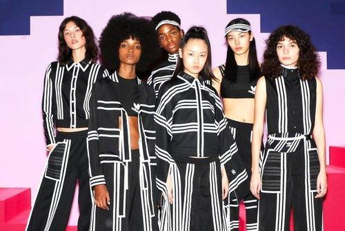 e3b0c02527 Adidas Originals lança coleção com Ji Won Choi