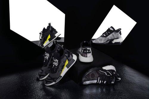 c22c7daeb1 Bape x Neighborhood x adidas Originals