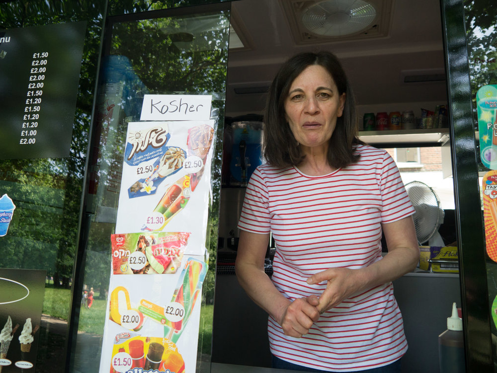Tina sells kosher ice creams.jpg