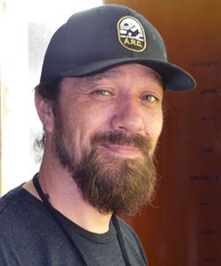 Steve Finlayson  Hatchery Technician