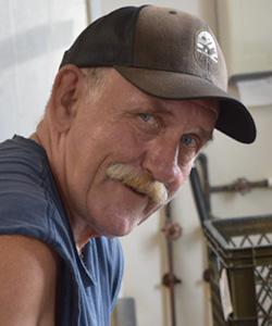 Ken Burke  Warehouse Assistant/Lead Driver