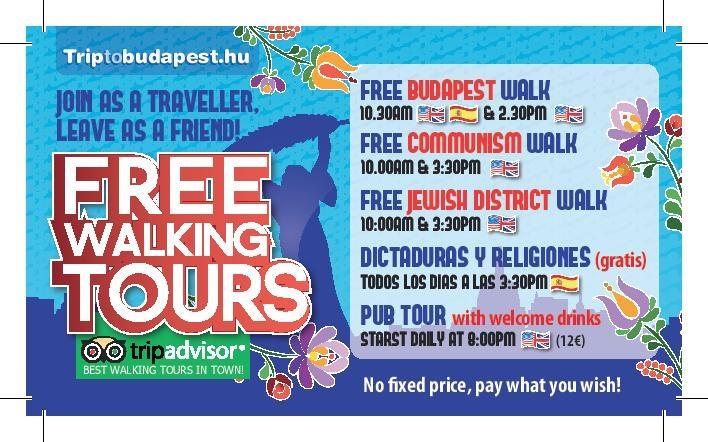 Budapest Free Walking Tours