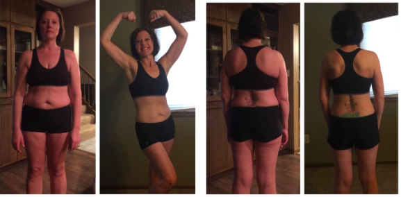 fitness transformation Minneapolis
