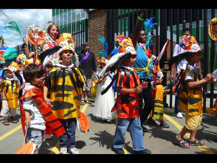 Young Persons Caribbean Carnival 2008