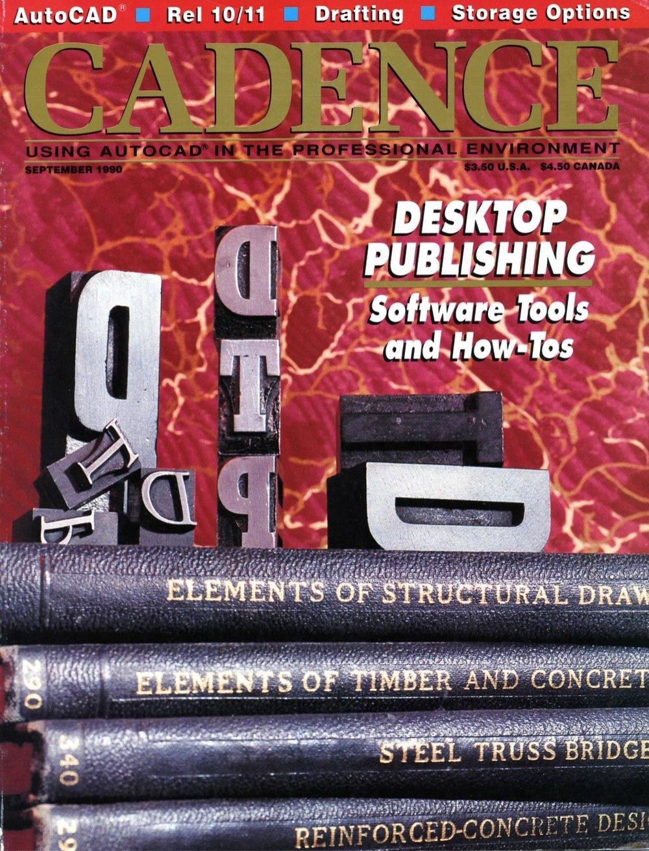 Cover Story Author – Trade Magazine