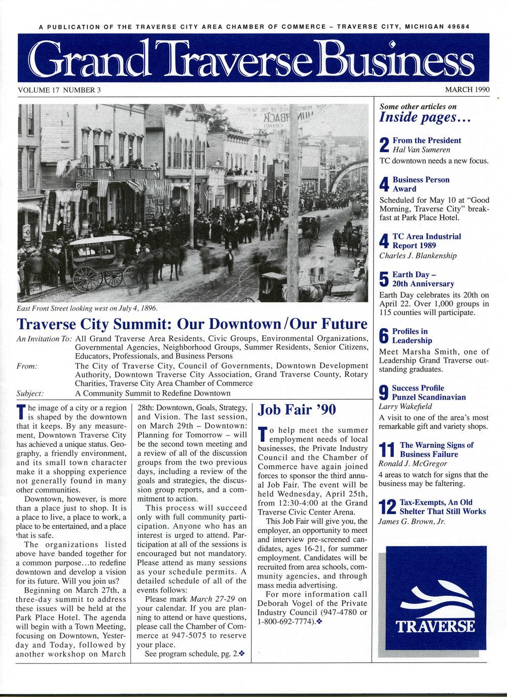 Writer — B2B Newsletter Article