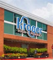 Kroger's clout includes $115 billion in grocery sales per year in 4,000 properties.