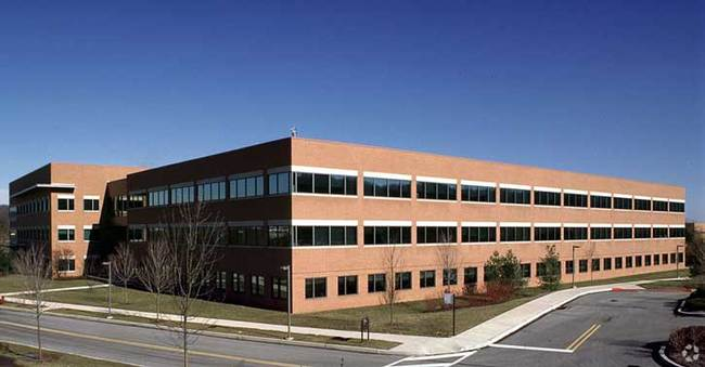 The Vanguard corporate campus in Malvern, PA, is among the suburban office assets valued at up to $800 million that the REIT intends to sell this year. Credit: CoStar