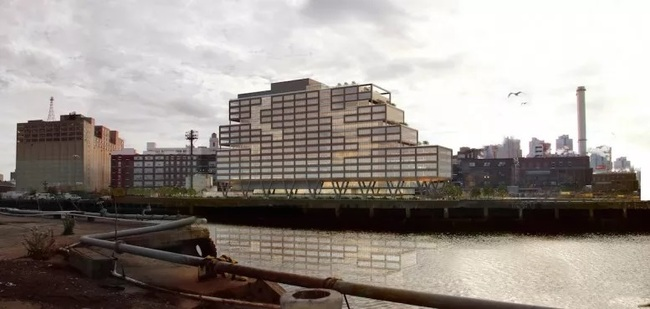 WeWork leased 222,000 square feet in Boston Properties and Rudin Management's Dock 72 development (pictured above) set to open in the revitalized Brooklyn Navy Yard this summer.