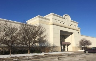 Younkers at Coral Ridge Mall in Coralville, Iowa. Photo: CoStar
