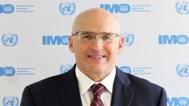 RADM Fredrick J. Kenney, Director of Legal Affairs and External Relations at the International Maritime Organization