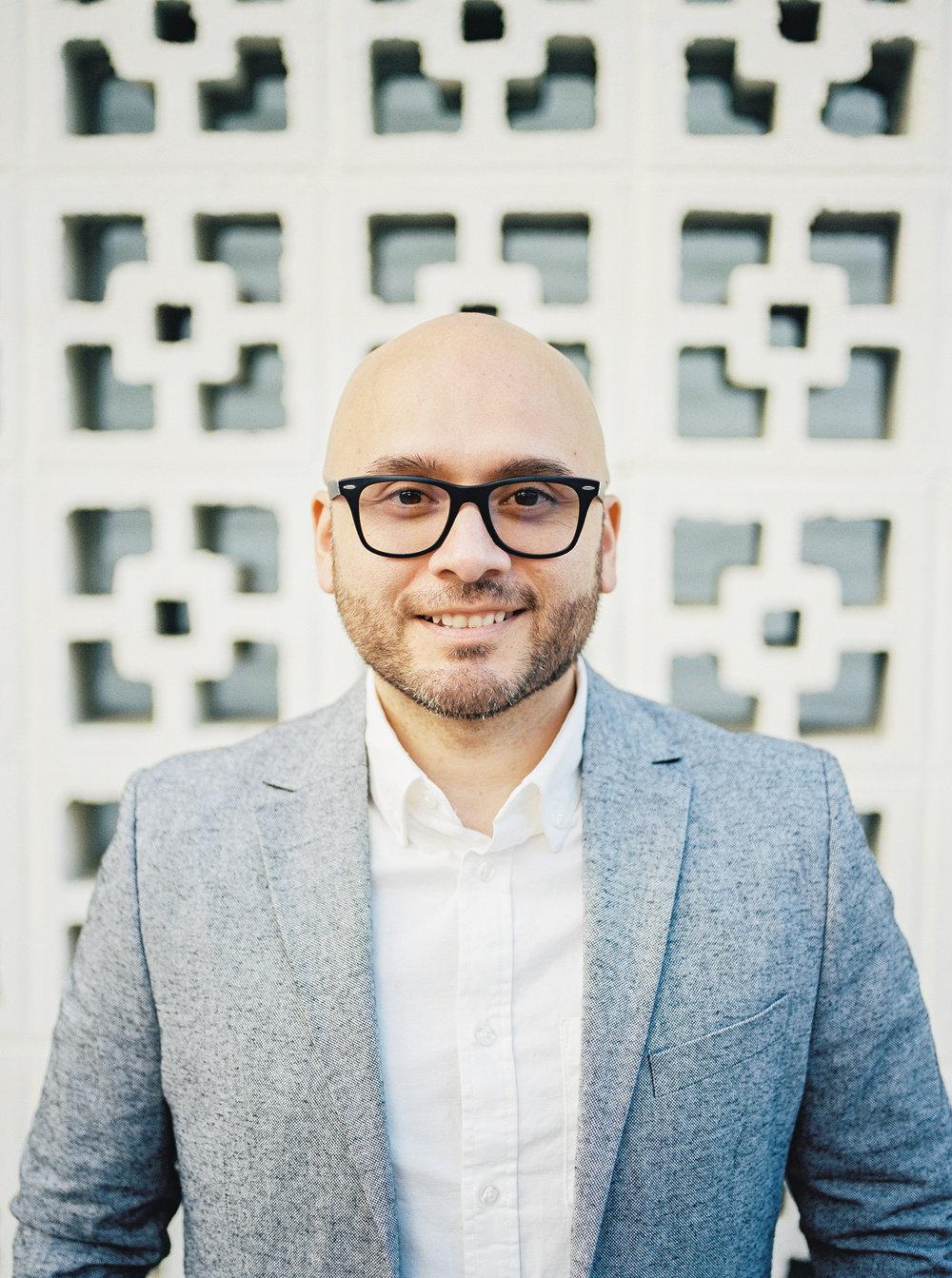 Miguel Garcia // Owner // Lead Videographer
