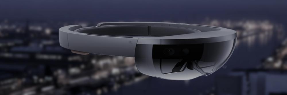 Microsoft HoloLens -