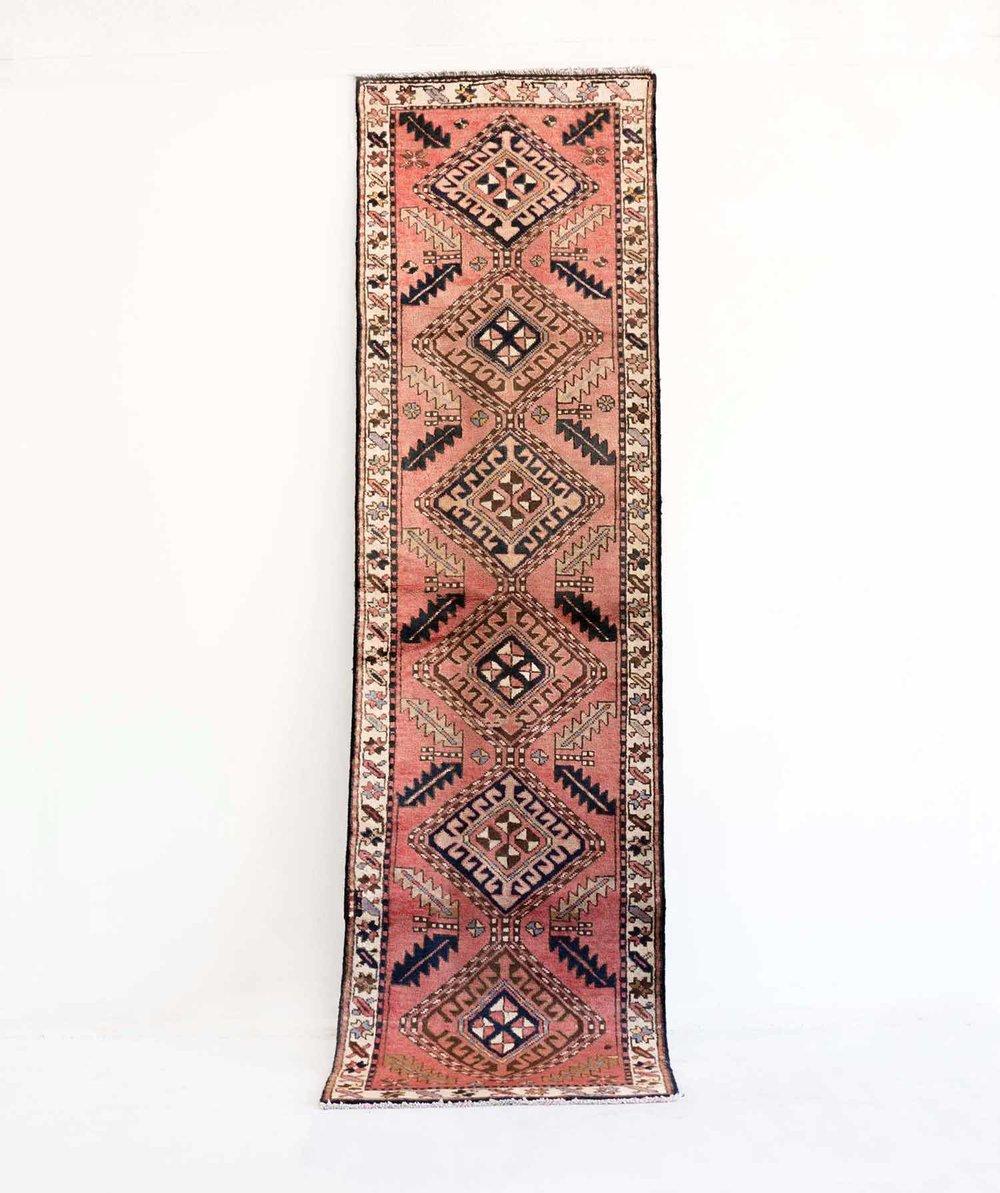 NO. 0048   / PERSIAN (HERIS)/ 70 YEARS / 8'0 x 2'6 FT