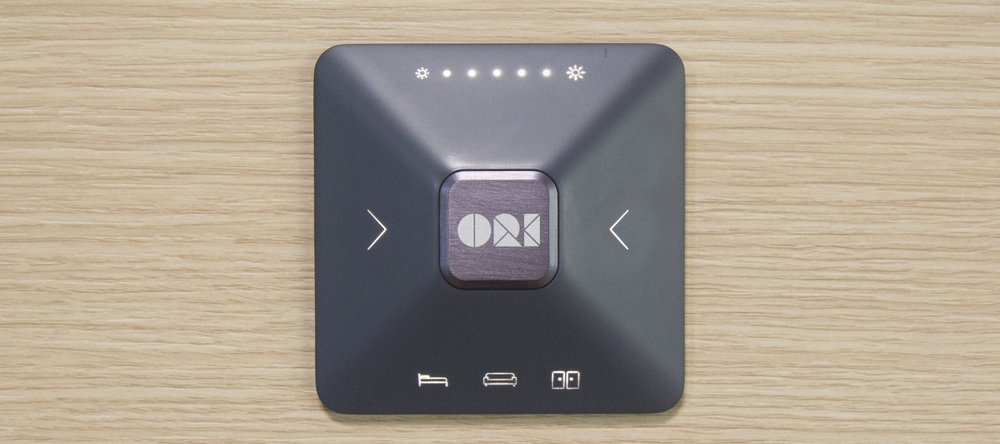 Ori Control Interface in Active Mode